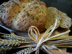 Picture link to 'Bread for the Journey Blog' (coming soon).