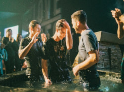 Picture link to 'The Power of Biblical Baptism' page.