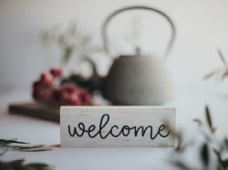 Picture-link to 'A Personal Welcome'.